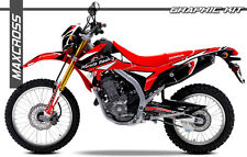 HONDA CRF250L CRF250M MAXCROSS GRAPHICS KIT DECALS DECAL STICKERS FULL KIT #16