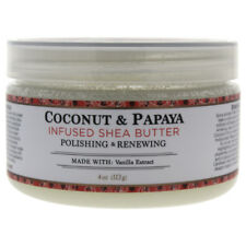 Nubian Heritage Coconut & Papaya Infused Shea Butter Polishing & Renewing - 4 oz