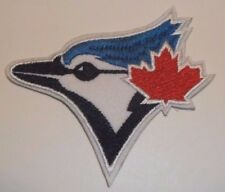 "Toronto Blue Jays Embroidered Applique PATCH~3 1/4"" x 2 7/8""~Iron Sew~Ships FREE"