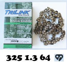 Piece Chaine de tronconneuse 325 .050 1,3 mm 64 maillons entraineur