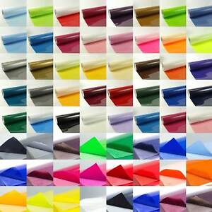 (25€/m²) Flexfolie | (34€/m²) Flockfolie DIN A4 Tubitherm Textilfolie Poli-Flex