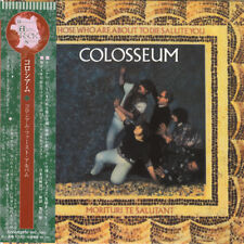COLOSSEUM  Those Who Are About To Die Salute You CD MINI LP