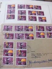 Sammlung, Schweiz, 1960-1991, gestempelt (50080)