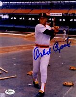 ORLANDO CEPEDA SIGNED JSA CERT STICKER 8X10 PHOTO AUTHENTICATED AUTOGRAPH