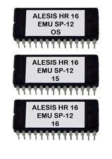 EMU SP12 SP-12 Sounds For Alesis HR-16 / Hr-16B Eprom Upgrade Set OS ver 2.0