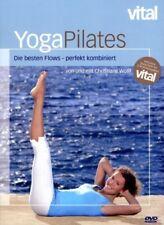 YOGA PILATES-VITAL DVD FITNESS NEU