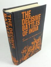 The Decisive Battles of India by Colonel G.B. Malleson (1969, Hardcover) War