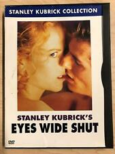 Eyes Wide Shut (Dvd, Stanley Kubrick Collection, 1999) - G0823