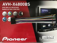 PIONEER AVH-X5700BHS AVH-X4800BS 16 PIN PLUG