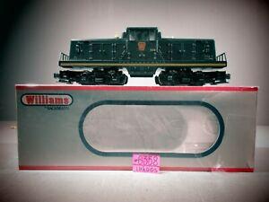 Williams Bachmann 22113 Pennsylvania Locomotive Diesel Engine  Powered  OB C-8.