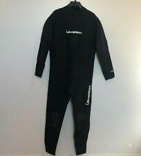 Mens Wetsuits Jumpsuit Neoprene 3/2mm Full Body Diving Suit Snorkeling XXL Black