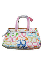 Coach * * Edizione Limitata multi-colore Monogramma Medium Tote Bag (M)