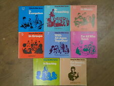 8 USING THE BIBLE SERIES by C WARNE, P WHITE, A VALLOTTON P/B **£3.25 UK POST**