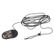 3.2m 2-wire Outdoor Camping Laundry Washing Line Clothesline + Camo Bag