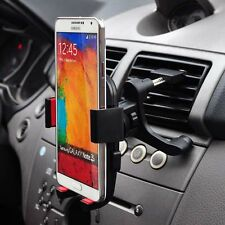 car ac vent hook mount cellphone mobile bracket cradle for iphone samsung lg zte