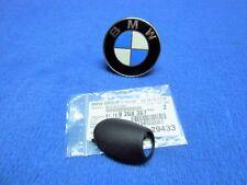 BMW X5 e53 Blende NEU PDC Sensor Stoßstange hinten mitte Cover Bumper rear Cente