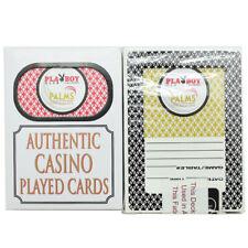 Casino Playing Cards - Palms Playboy Casino Las Vegas 2 Decks *
