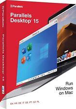 Parallels Desktop 15  Lifetime Activated Full Version