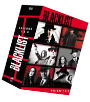 The Blacklist-L'intégrale Saison 1 à 6