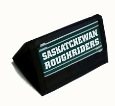 Saskatchewan Roughriders CFL tri fold wallet
