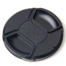 5pcs 77mm Center-Pinch Snap-on Front Lens Cap Cover for Canon Nikon HM