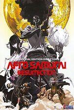 Afro Samurai: Resurrection (DVD, 2009, 2-Disc Set, Directors Cut)