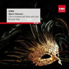 Verdi: Opera Choruses- NEW CD UNOPENED
