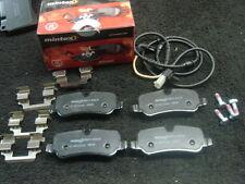 Range Rover Sport 2,7 tdv6 3.6 tdv8 4.2 4.4 Mintex Pastillas De Freno Trasero Con Sensores