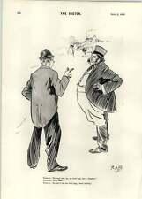 1896 filo al DISTINTIVO re pastore fronteggia UBRIACO William