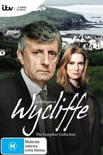 Wycliffe - The Complete Collection (DVD, 2014, 10-Disc Set) (D116)