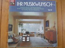 IRH MUSIKWUNSCH Vol. IV:Radetzky-Marsch Die Himmel rühmen An der schönen 2LP-BOX