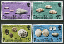 Pitcairn Island 137-140,MNH, Marine Life Shells x1294