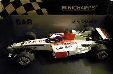 Minichamps 100030016 in 1:18, Bar Honda 005, J. VILLENEUVE #16, NUOVO & OVP