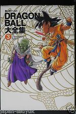 "JAPAN Dragon Ball Daizenshuu ""TV Animation Part 1"" Akira Toriyama World vol.3"