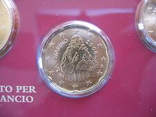 SAN MARINO 20 Cent 2006 aus dem KMS