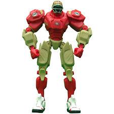 NEW NFL San Francisco 49ers Poseable Robot Fox Sports Football Fan Action Figure