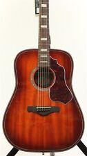 Ibanez AVD4 Artwood Vintage Dreadnought Acoustic Guitar Sunburst 887802128381