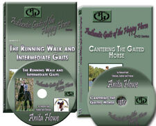Gait Training Dvds - bundle of 2:, Intermediate Gaits & Cantering Gaited Horses