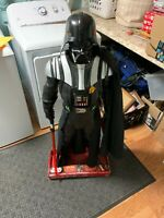 "STAR WARS 4 FOOT 48"" DARTH VADER MOTION ACTIVATED TALKING BATTLE BUDDY FIGURE"