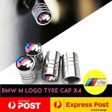 Car Tyre Stems Valve Dust Cover Caps BMW M Sport M3 M1 M6 X1 X3 X4 X5 E90 G20 Z4