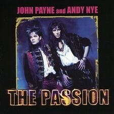 ANDY NYE/JOHN PAYNE (VOCALS) - THE PASSION NEW CD