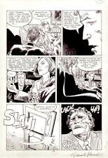"""GIANCARLO ALESSANDRINI  - Martin Mystere n. 2  """" La vendetta di Ra """" p. 29"""