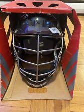 Cascade Cpv-R Boys Youth Lacrosse Helmet Black/Grey Size S/M Warrior Stx Brine🔥