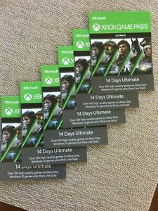 XBOX Live Gold & GAME PASS Ultimate 3 Months 6x14 Day (84 Days)
