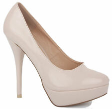 "Synthetic greater than 4.5"" High Heel Shoes for Women"