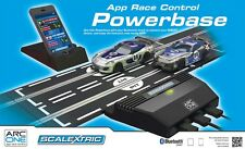 Scalextric ARC ONE Lap Counting Powerbase W/ Transformer & 2 Controllers C8433