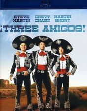 Three Amigos! (2011, REGION A Blu-ray New) BLU-RAY/WS