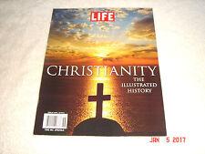 "Life Magazine ""CHRISTIANITY""   THE ILLUSTRATED HISTORY   NEW"