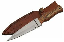 """9"""" Wood Handle Altar Athame Knife Dagger DH-8021WD"""