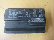 TOYOTA COROLLA 98 99 00 CHEVY GEO 00 FUSE RELAY BOX COVER # 82672-02050 OEM